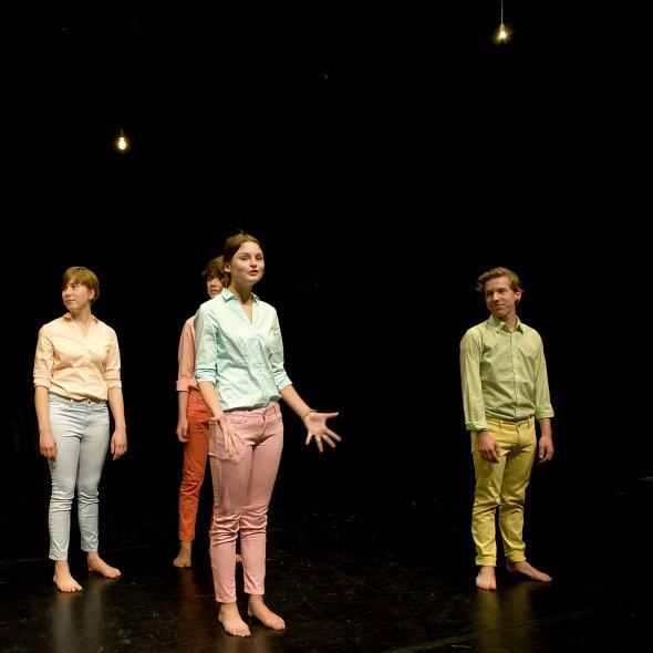 Vooropleiding Theater